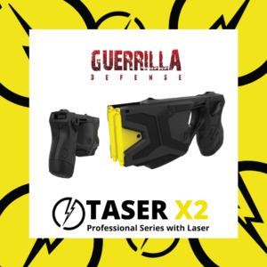 Taser X2 Professional Series with Laser
